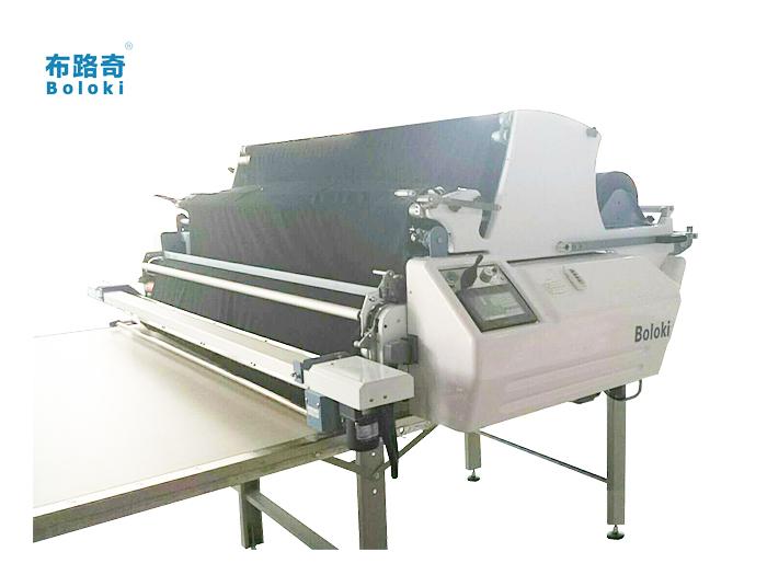 自动拉布机-Boloki布路奇铺布机生厂产家