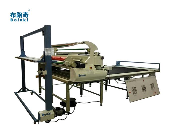 布路奇BL-PA190针织专用自动拉布机|铺布机