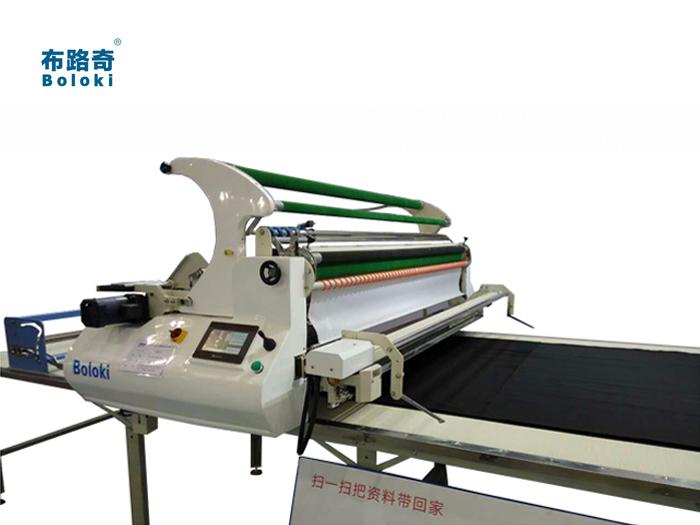 布路奇BL-PA210针织专用自动拉布机|铺布机