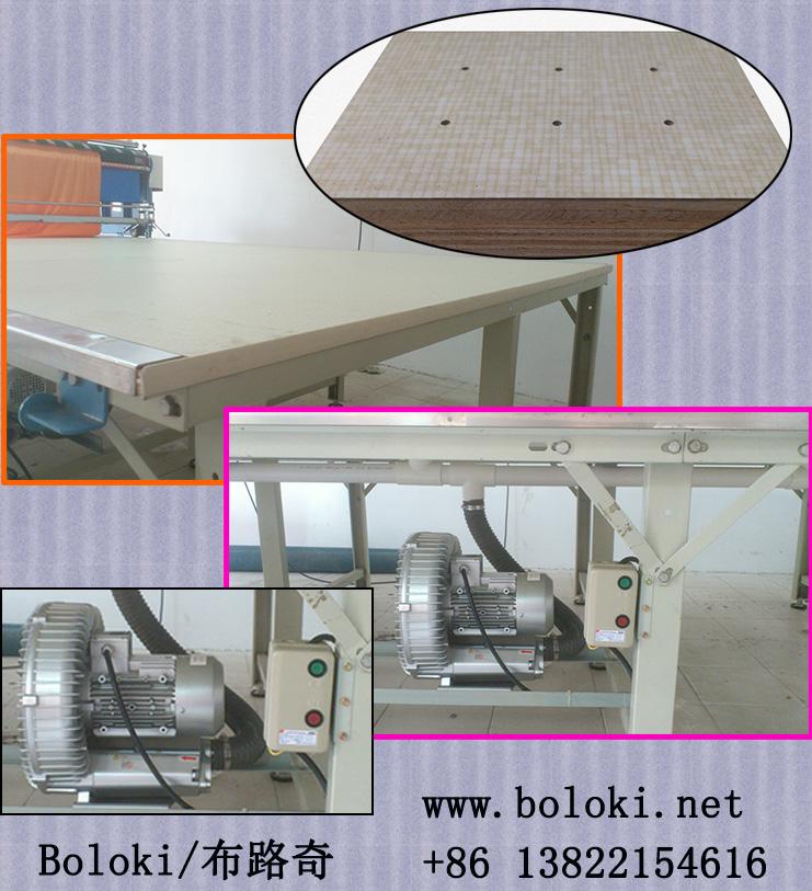 布路奇BL-CB气浮式美耐板裁床